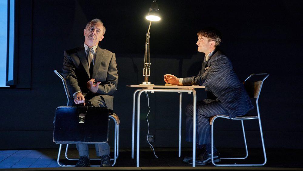 Alan Cumming et Daniel Radcliffe | Old Vic Theatre | © Manuel Harlan