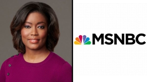 Rashida Jones MSNBC