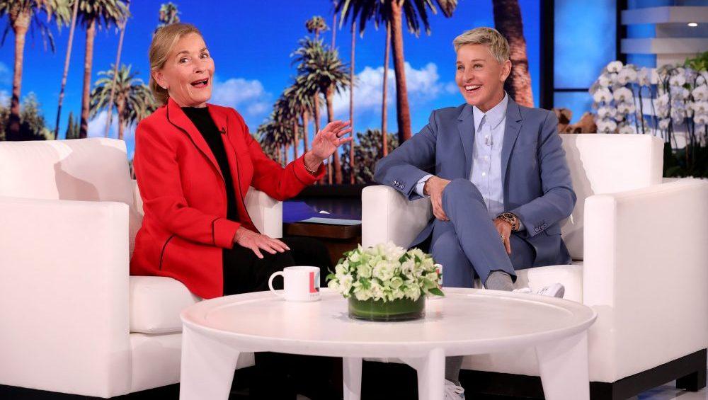 Ellen Degeneres Show Halloween 2020 The Ellen DeGeneres Show' Shuts Down Production Over Coronavirus