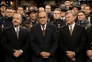Rudy Giuliani SNL