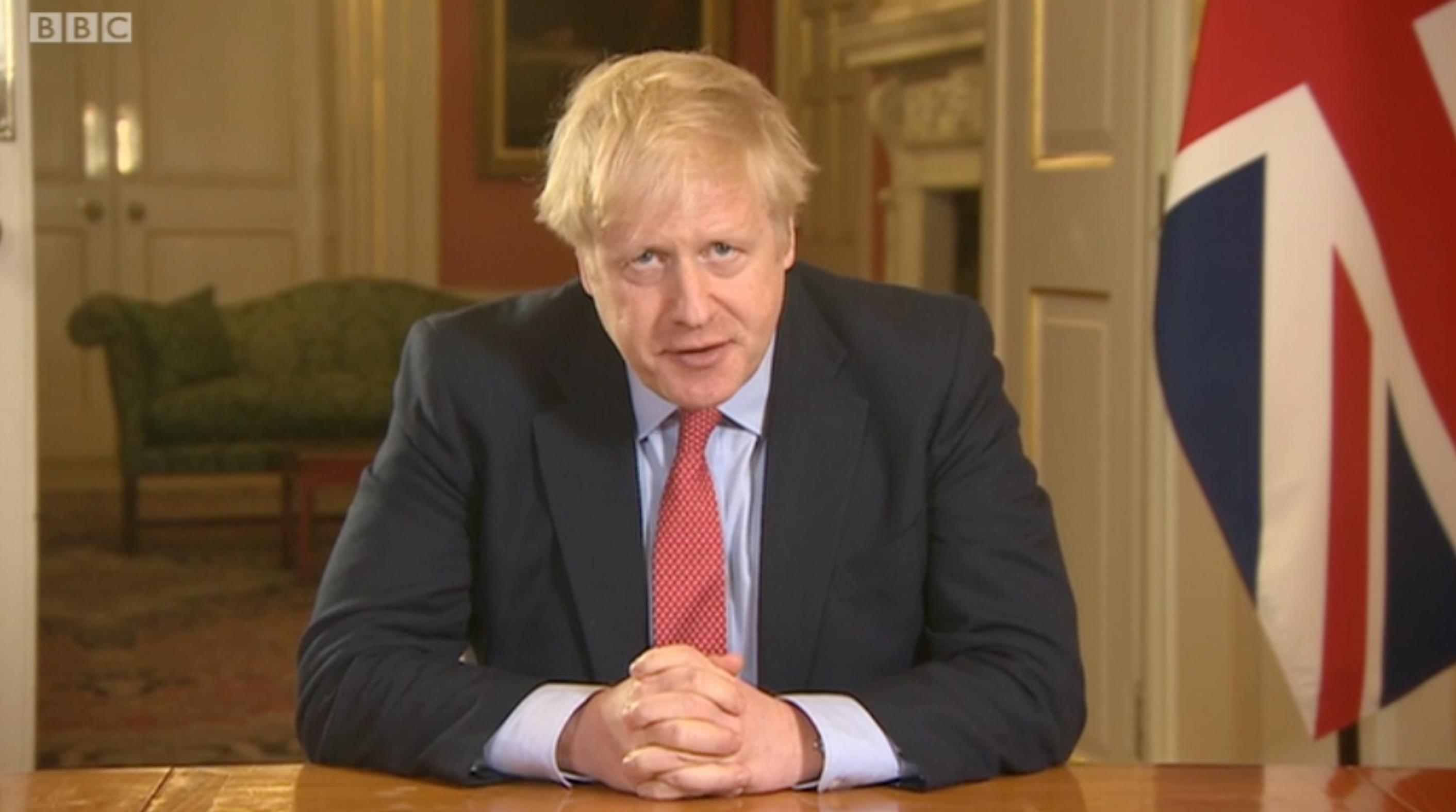"Britain Put On Lockdown For Amid Coronavirus ""National Emergency"" – Deadline"