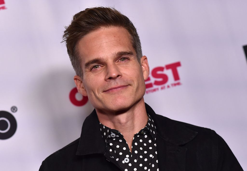 Mandatory Credit: Photo by AFF-USA/Shutterstock (10342772an) Greg Rikaart 'Sell By' film screening, Outfest LGBTQ Festival, Arrivals, Los Angeles, USA - 20 Jul 2019