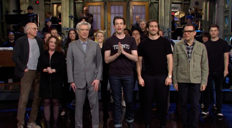 Saturday Night Live Ratings Slip With Host John Mulaney Deadline
