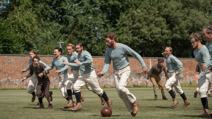 'The English Game': Netflix Unveils Trailer