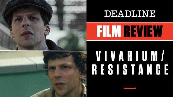 [WATCH] 'Vivarium' & 'Resistance' Reviews: Binge