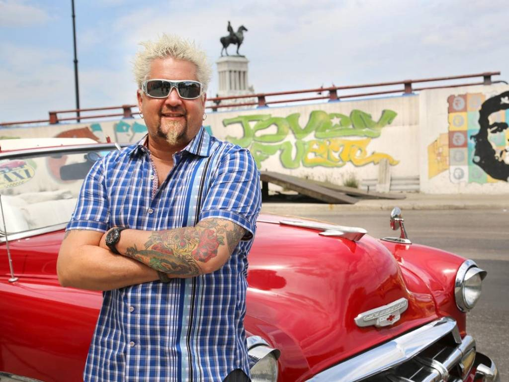 Guy Fieri Rolls Out New 'Flavortown' Ghost Kitchen Concept Across The Nation - Deadline