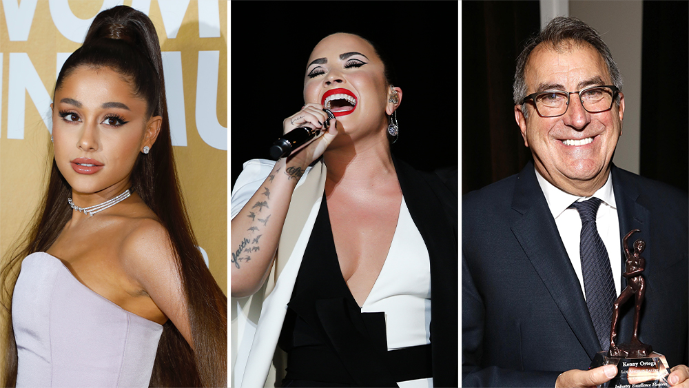 sencillo Amarillento enjuague  Ariana Grande, Demi Lovato, 'High School Musical' Stars & Kenny Ortega Set  For Disney Family Singalong On ABC – Deadline