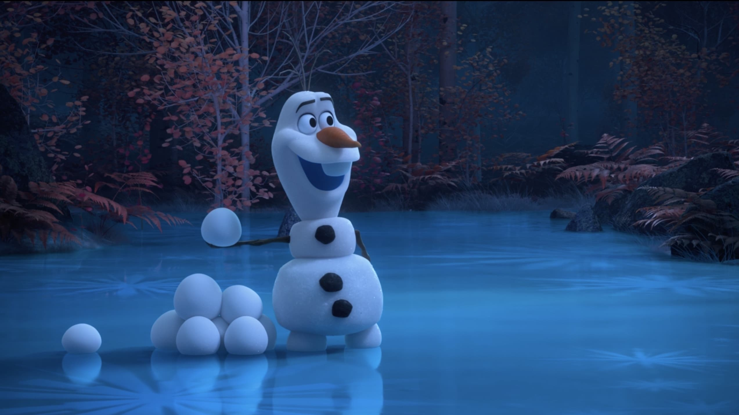 At Home With Olaf New Disney Digital Toon Series With Josh Gad Post Frozen 2 Deadline