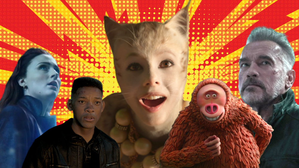 Box Office Close For Halloween 2020 Biggest Box Office Bombs Of 2019: 'Cats' And More – Deadline