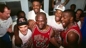 Michael Jordan in 'The Last Dance'