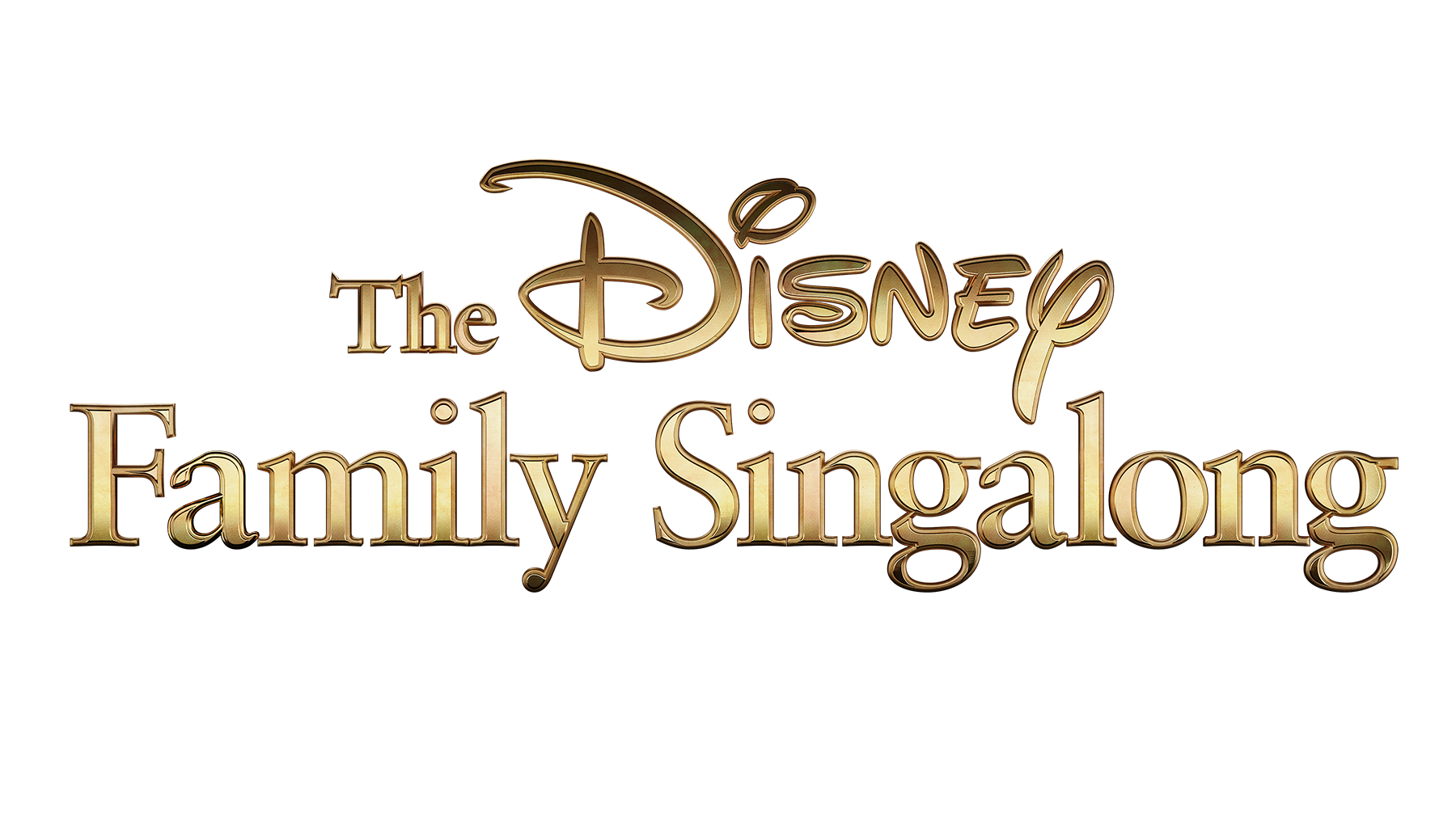 The Disney Family Singalong Abc Sets Musical Tv Special Deadline