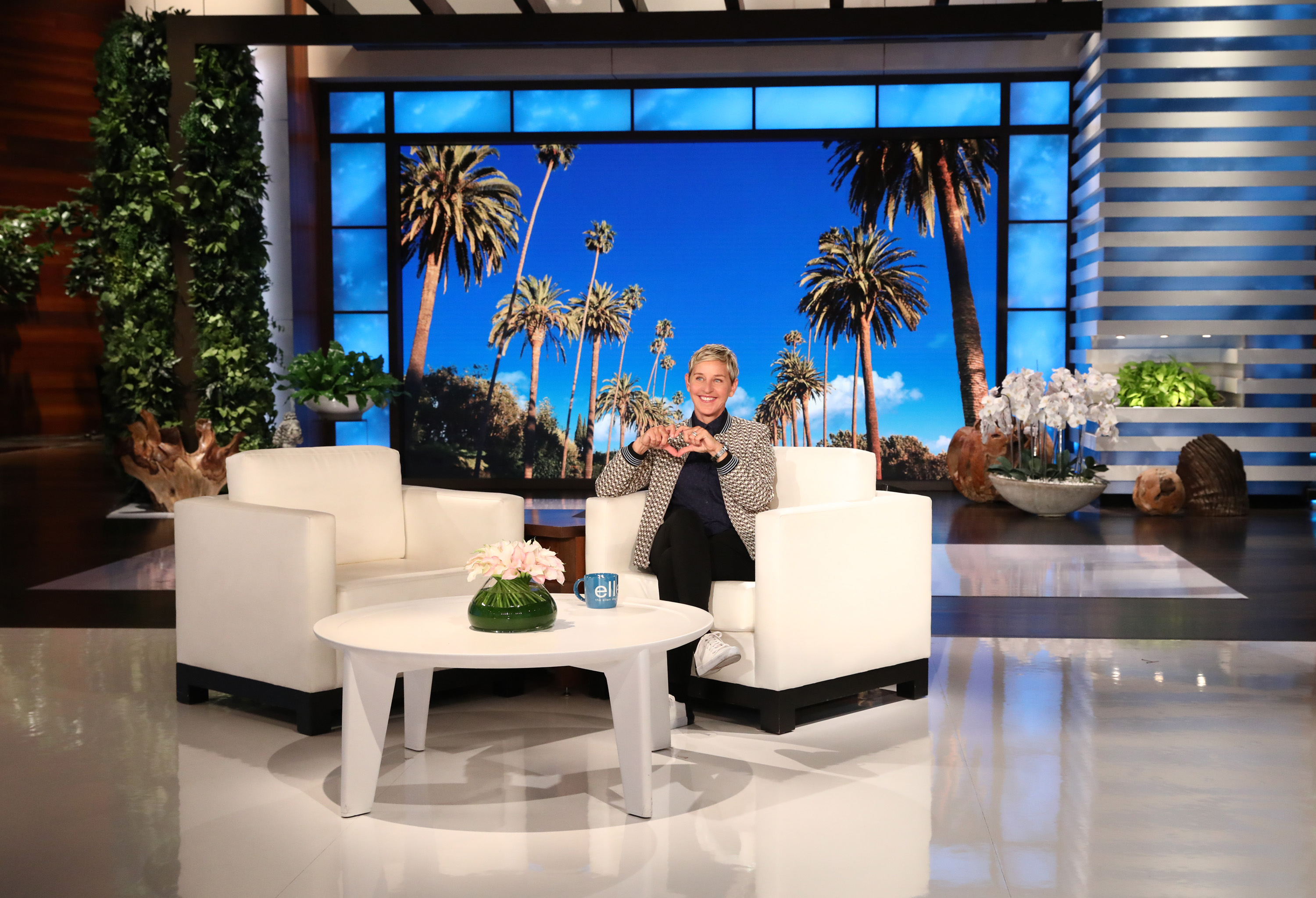 "Ellen DeGeneres Addresses News Of Talk Show's Final Season: ""My Instinct Told Me It's Time"""