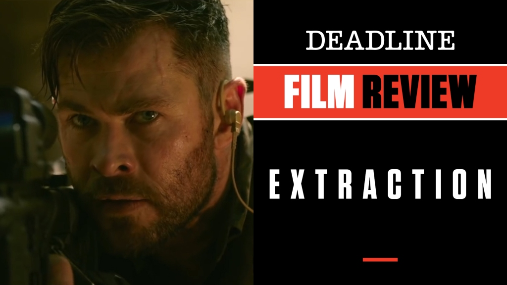 Watch Extraction Review Chris Hemsworth Russo Brothers Reteam For Netflix Deadline