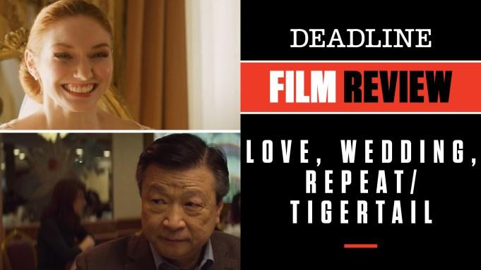 Love Wedding Repeat Tigertail Netflix