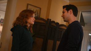 Jane Levy and Skylar Astin in 'Zoey's Extraordinary Playlist'