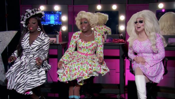 'RuPaul's Secret Celebrity Drag Race' Clip