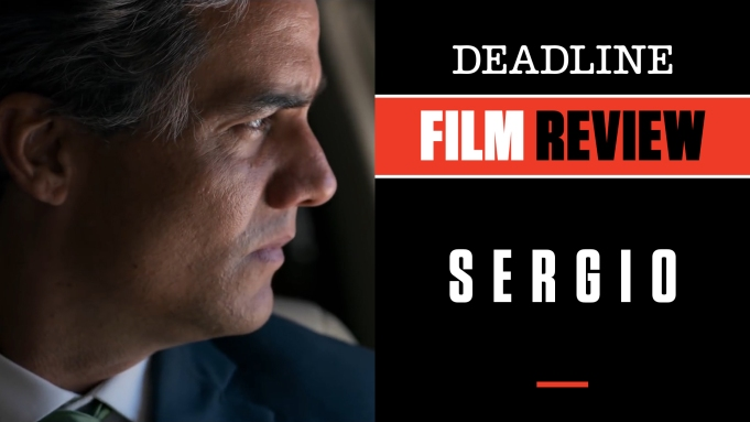 [WATCH] 'Sergio' Review: 'Narcos' Star In