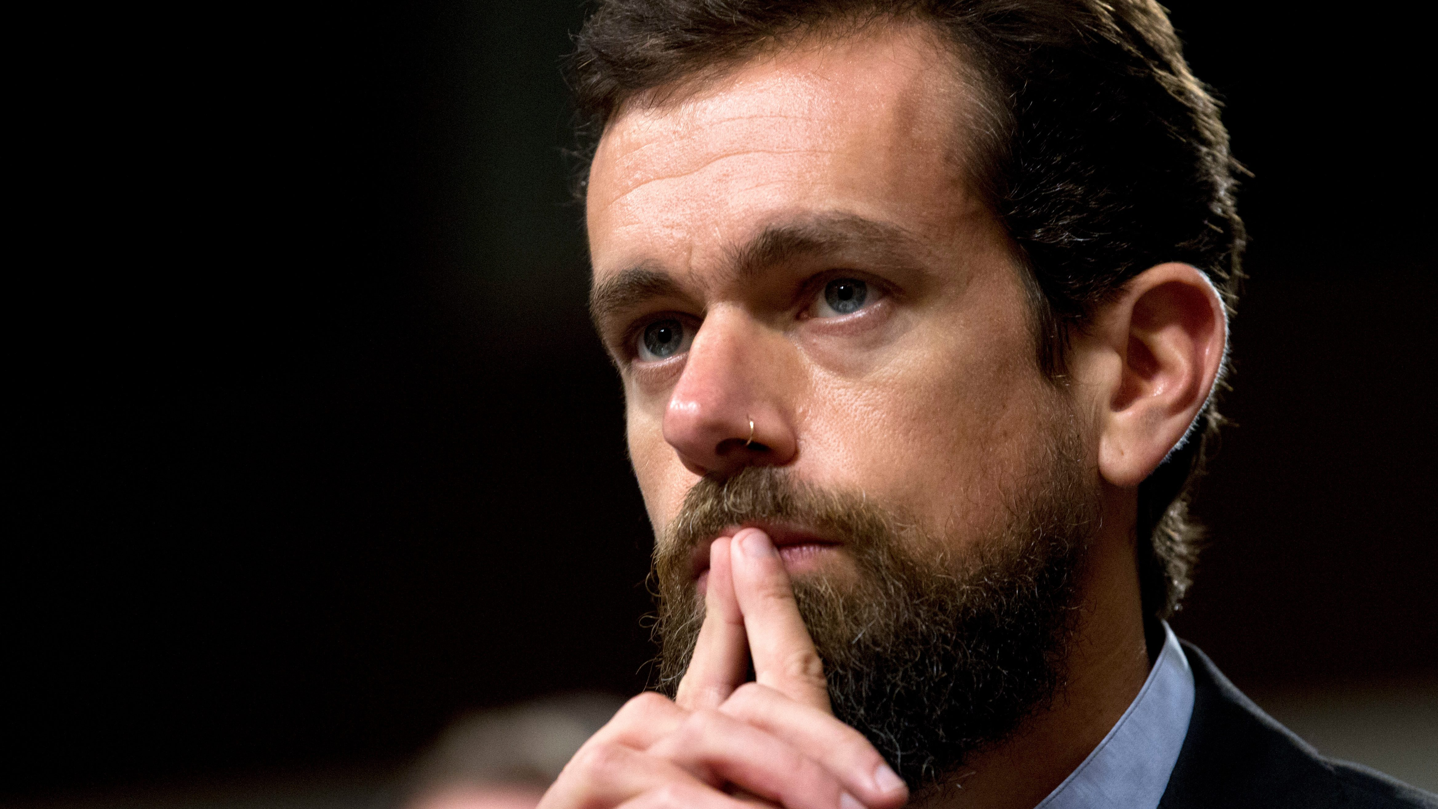 Twitter Ceo Explains Why They Ve Kept Trump S Tweets About Scarborough Deadline