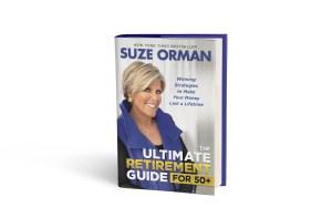 Suze Orman book