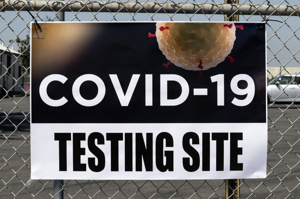 Los Angeles County Now Has Highest Number Of Coronavirus Cases In U.S.