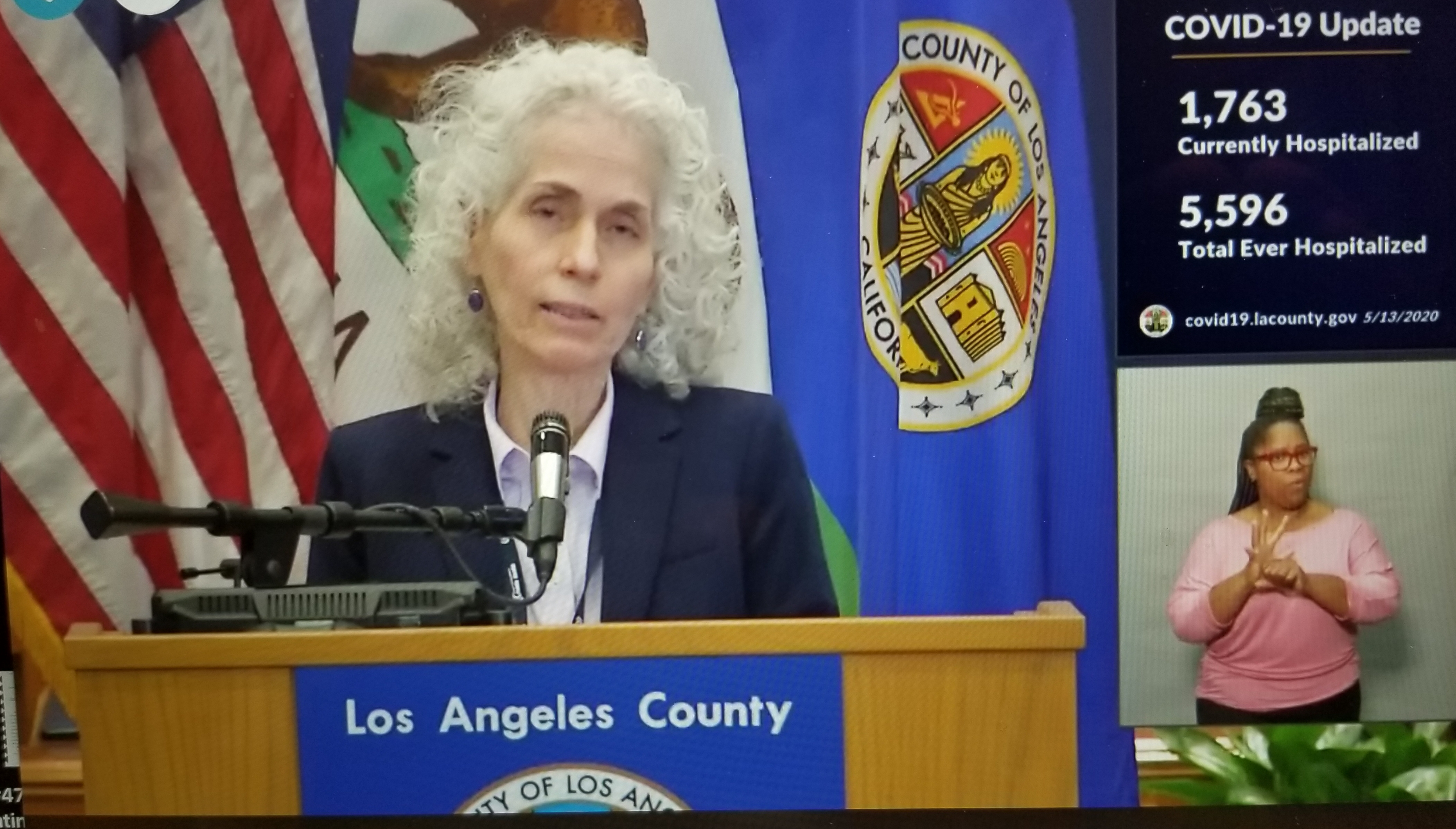 L A Mayor Garcetti County Health Director Say Masks Are Mandatory Deadline