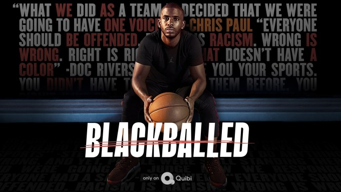 Chris paul blackballed quibi