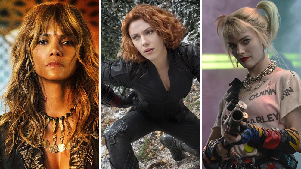 Halle Berry Scarlett Johansson And More Brawl In Boss Bitch Fight Challenge Deadline