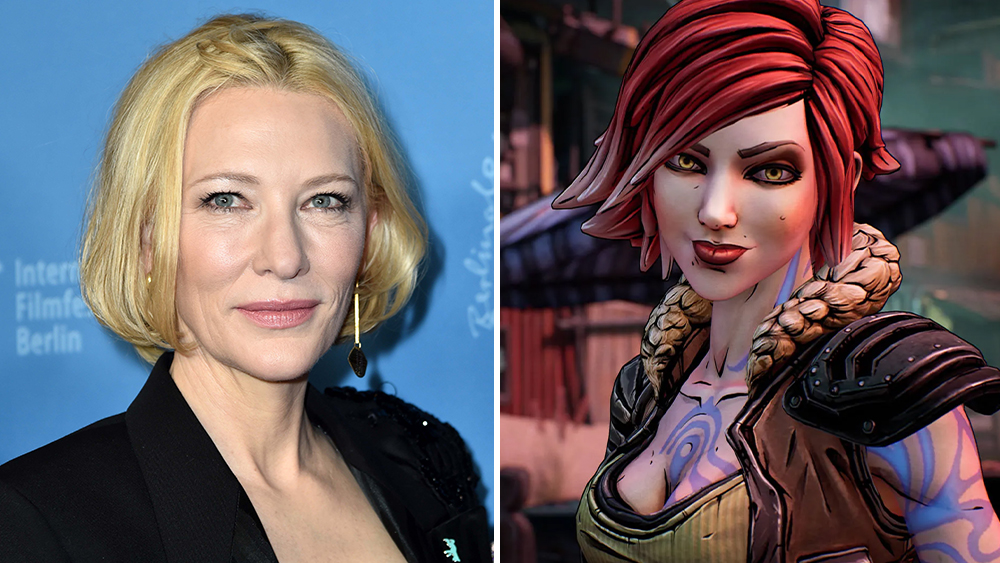 Cate Blanchett In Talks To Join Borderlands Adaptation At Lionsgate Deadline