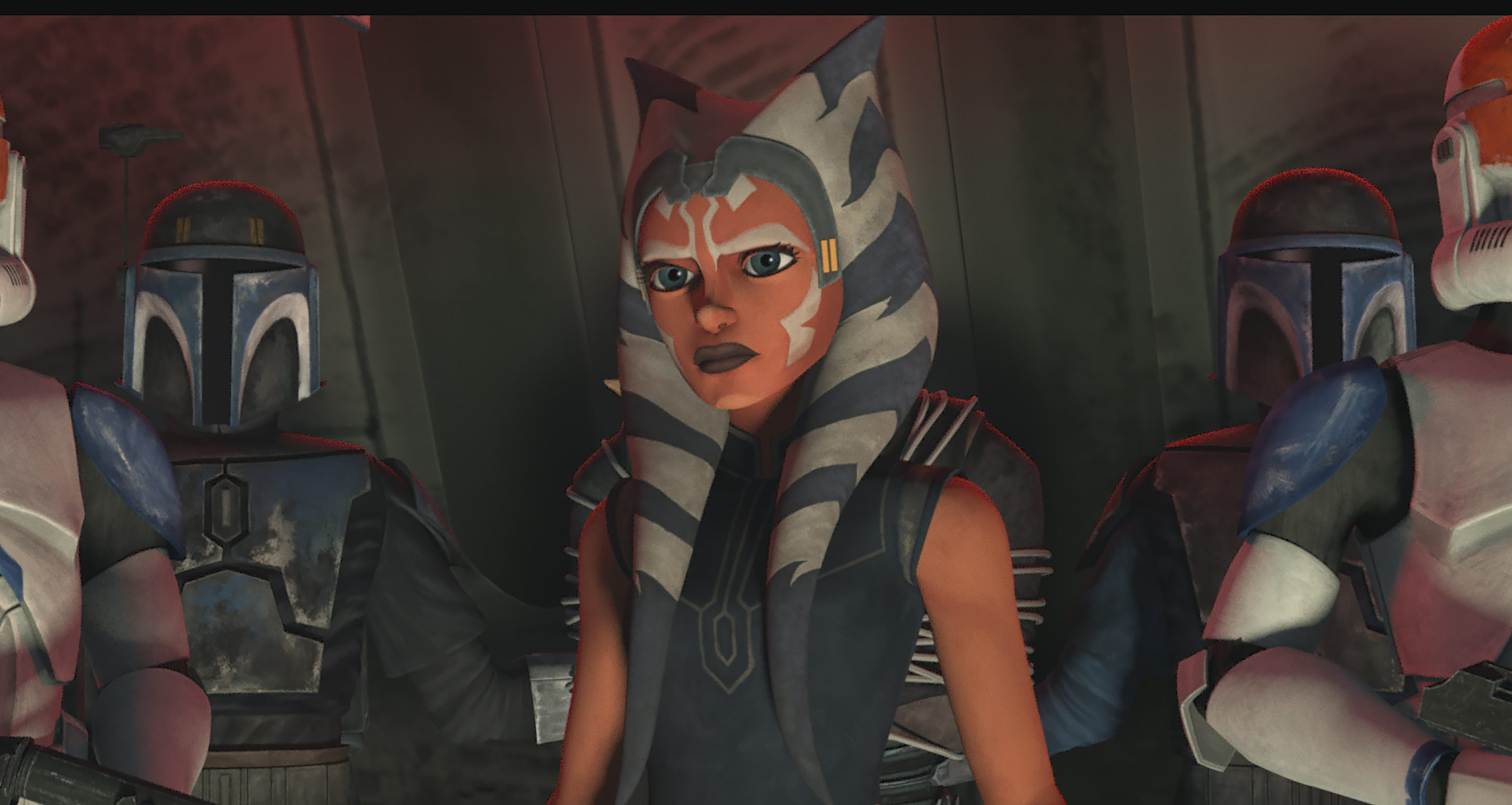 Star Wars Clone Wars Finale Surprise Guest Factors Into Ahsoka Tano Future Deadline