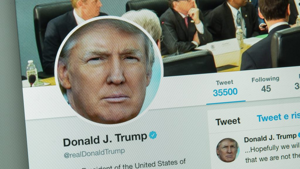 President Donald Trump Tweetstorm The Sunday Edition Deadline
