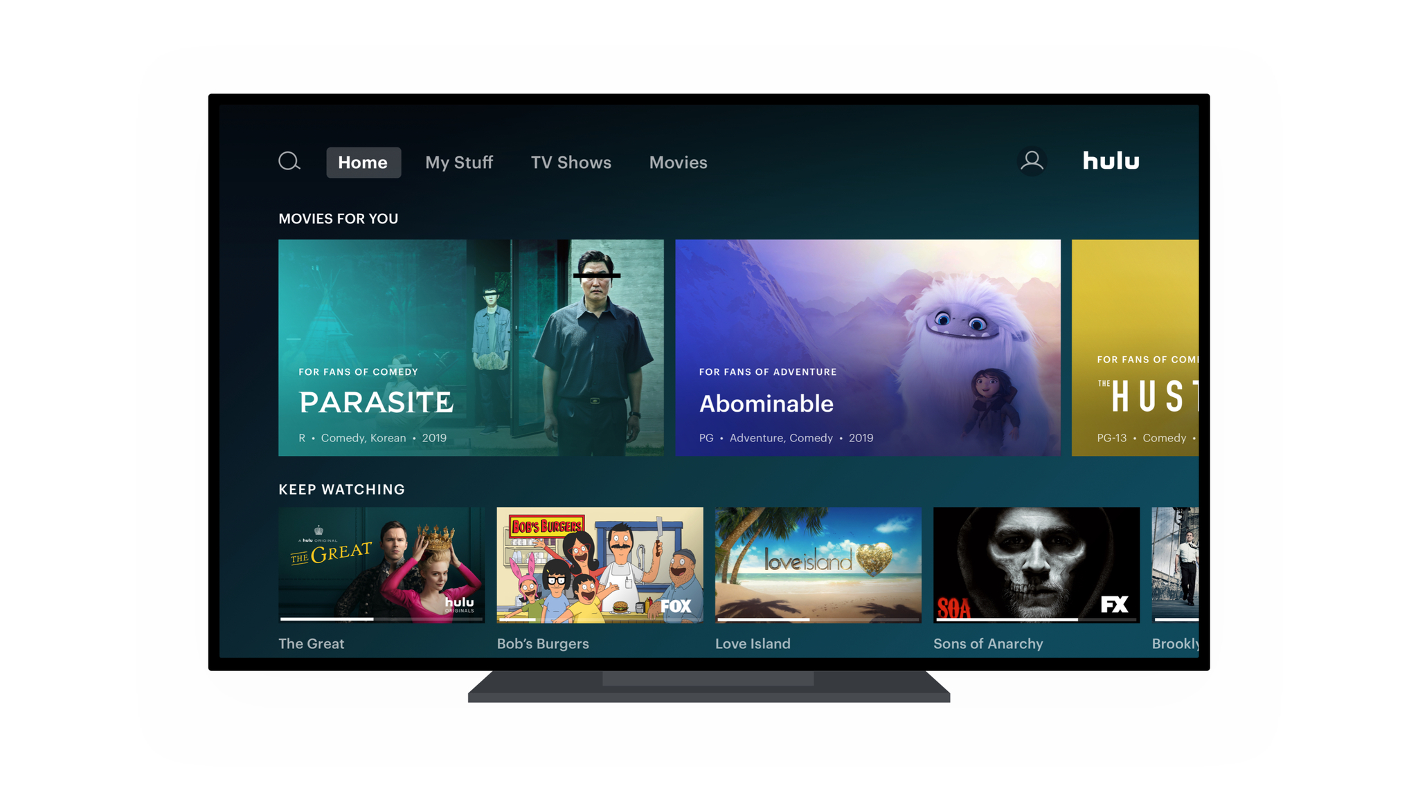 Hulu Updates Its User Interface Aiming To Improve Film And Tv Discovery Deadline