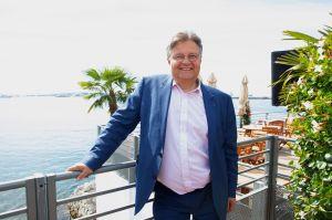 Jerome Paillard in Cannes