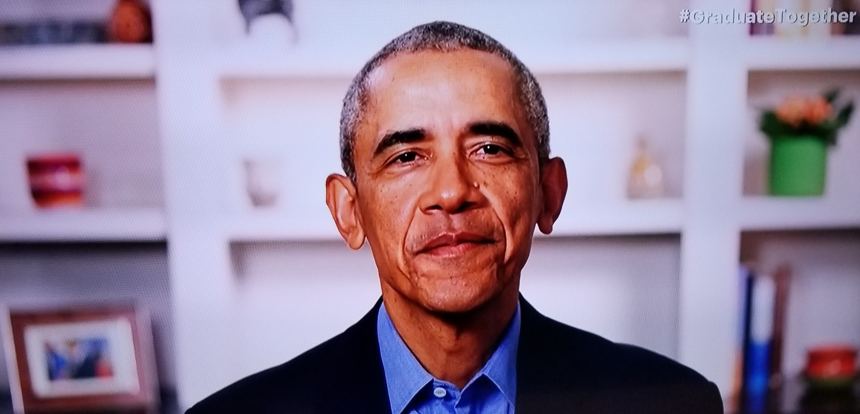 Obama Tears Trump Over Covid 19 Response In Graduate Together Speech Deadline