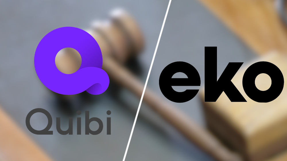 Quibi Gets A Win In Turnstyle Technology Legal Battle; Eko's Injunction Motion Denied