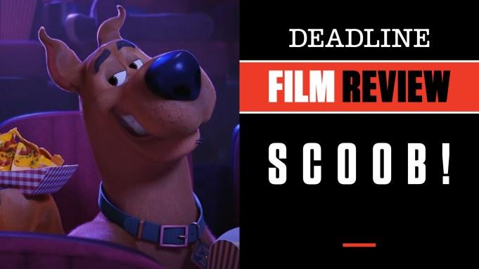 'Scoob!' film review