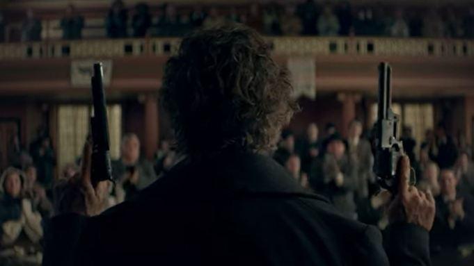 'The Good Lord Bird' Trailer Ethan