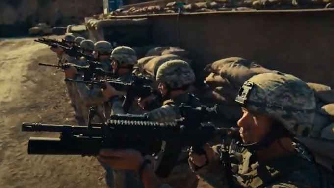'The Outpost' trailer