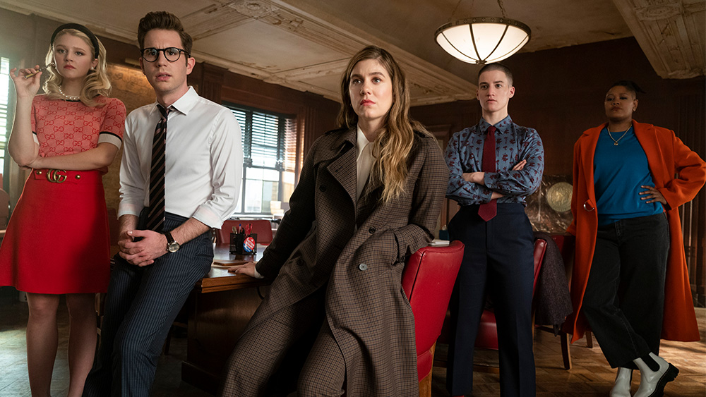 The Politician' Season 2 – Netflix Unveils Release Date, First Look Photos  – Deadline