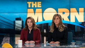 Reese Witherspoon and Jennifer Aniston in 'The Morning Show'