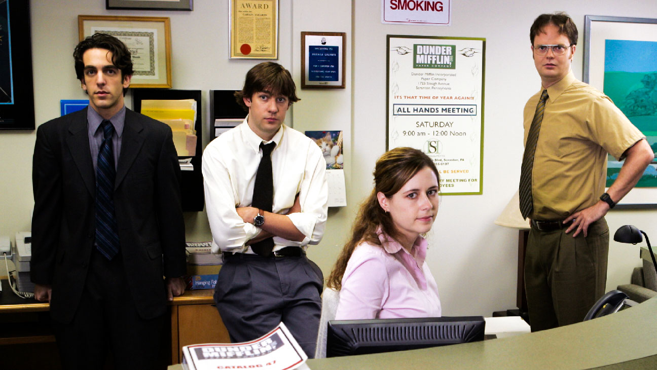 """14. """"So, I loveThe Office, but in real life, for every one person I find who likes it, I find three more who are trying way too hard to like it because 'it's so popular' or 'a friend is watching it."""" —u/lou_miso"""