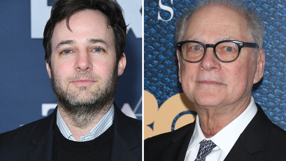 Danny Strong Barry Levinson
