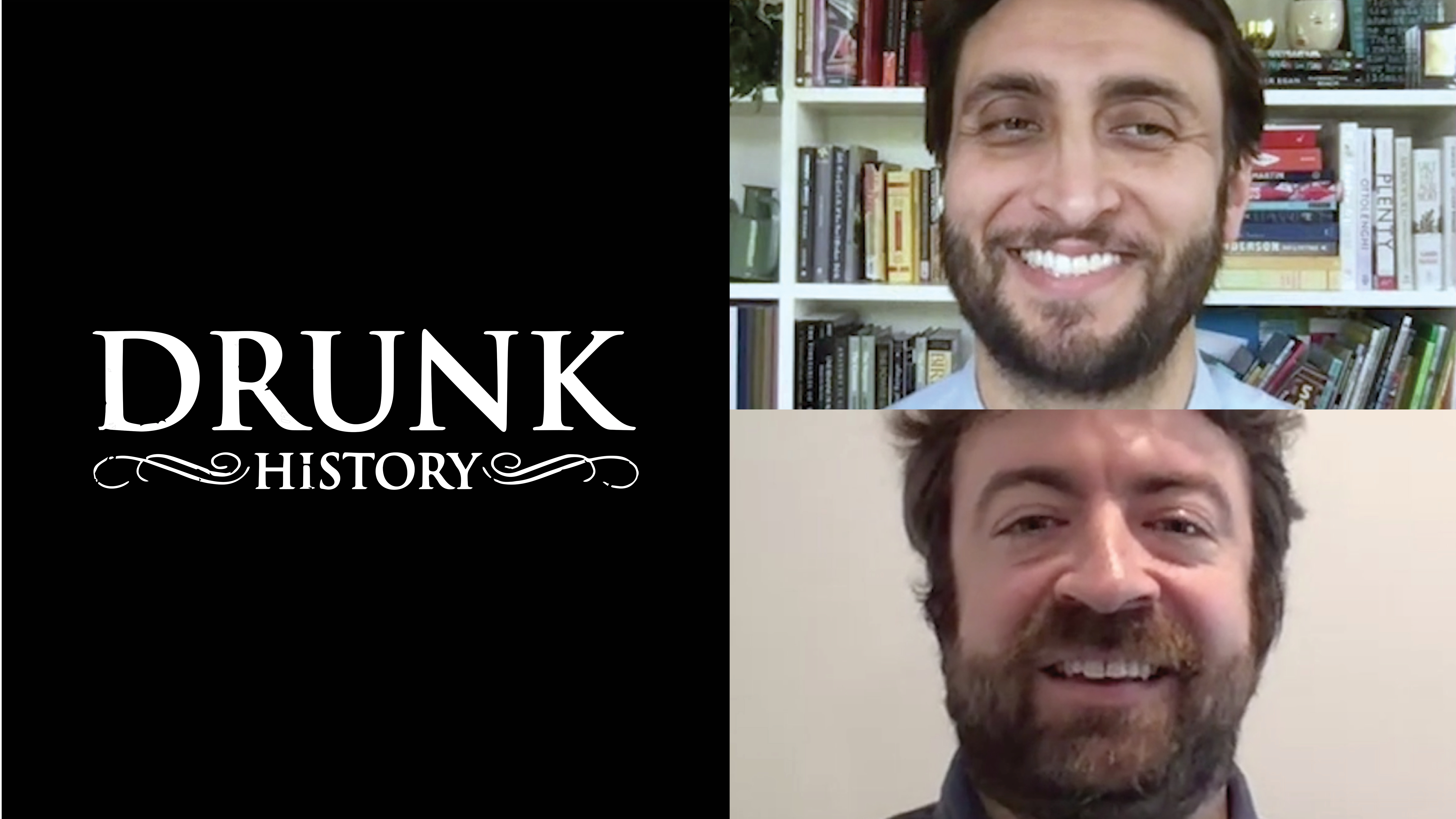Drunk History Christmas Special 2020 How 'Drunk History' Cracks The Books And Makes Funny Epic