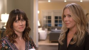 Christina Applegate and Linda Cardellini in 'Dead to Me'