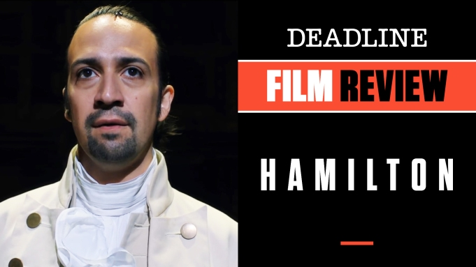 [WATCH] 'Hamilton' Review: Lin-Manuel Miranda In