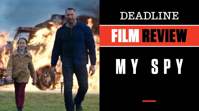 [WATCH] 'My Spy' Review: Dave Bautista
