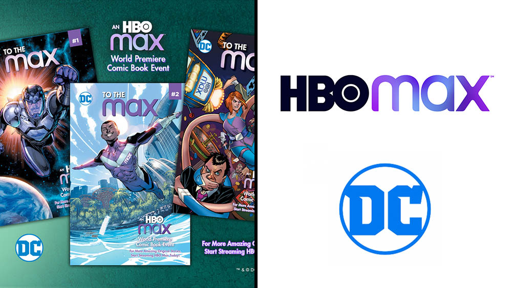 Dc And Hbo Max Team On Free Digital Comic Book Series To The Max Deadline