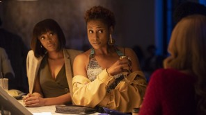 Issa Rae and Yvonne Orji in 'Insecure'