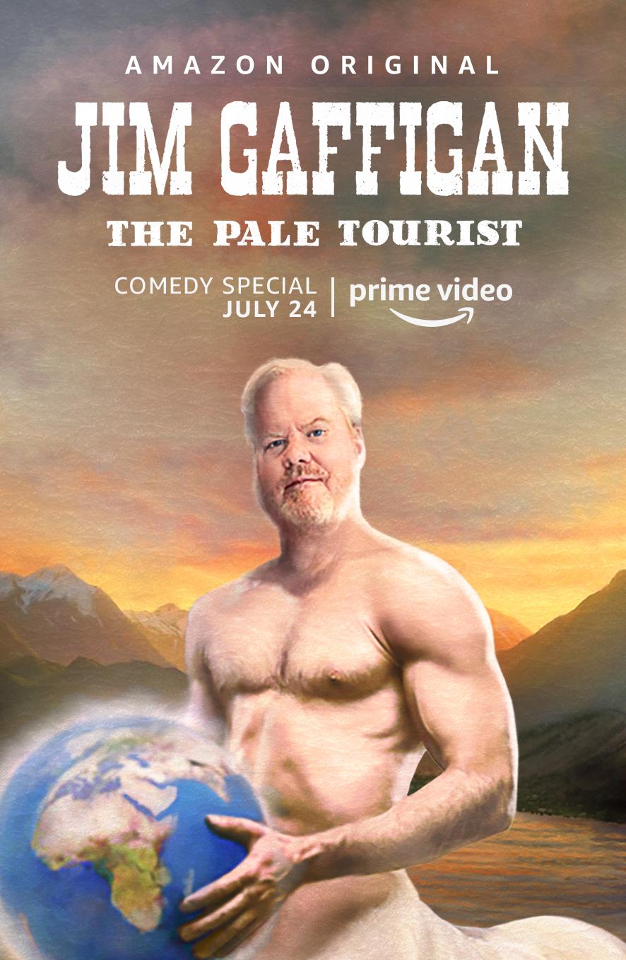 Jim Gaffigan The Pale Tourist