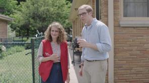 Joe Pera and Jo Firestone in 'Joe Pera Talks with You'