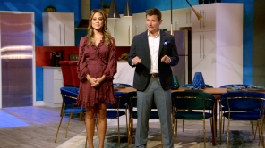 Nick and Vanessa Lachey in 'Love Is Blind'